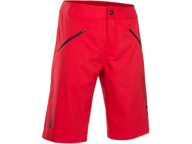ION Traze Short de cyclisme Homme, rageous red